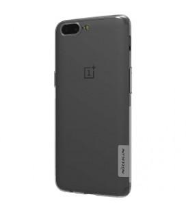 Skaidrus plonas 0,3mm silikoninis dėklas LG K4 2017 telefonui