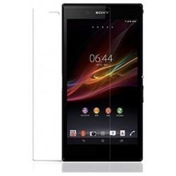 """Apsauginė ekrano plėvelė - grūdintas stiklas """"Tempered Glass"""" Sony Xperia Z Ultra C6806/C6833 telefonui."""