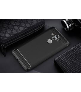 """Atverčiamas juodas dėklas Samsung Galaxy J5 2017 telefonui """"Nillkin Sparkle"""""""