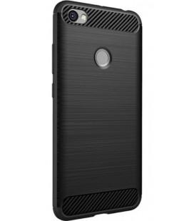 "Juodas dėklas Xiaomi Redmi Note 5A telefonui ""Tech-Protect"""