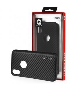 """Juodos spalvos """"Carbon PC"""" Samsung Galaxy S8 G950 dėklas"""