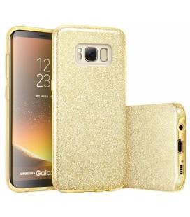"""Juodas dėklas Samsung Galaxy A5 2017 telefonui """"Carbon PC"""""""