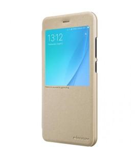 """Rožinis silikoninis dėklas Samsung Galaxy J3 2016 telefonui """"Mercury iJelly Case Metal"""""""