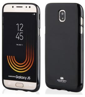 """Mėlynas silikoninis dėklas Samsung Galaxy J5 2016 telefonui """"Mercury iJelly Case Metal"""""""