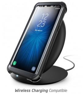 """Juodas silikoninis dėklas Huawei P9 Lite telefonui """"Mercury iJelly Case Metal"""""""