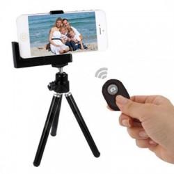 Bluetooth nuotolinio valdymo pultelis fotografuoti