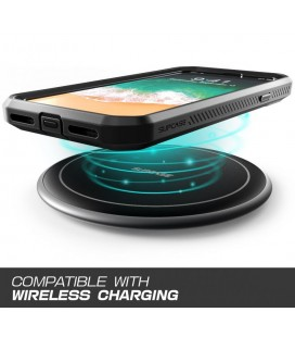 """Rausvai auksinės spalvos silikoninis dėklas Samsung Galaxy J1 2016 telefonui """"Mercury iJelly Case Metal"""""""
