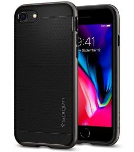 "Juodas dėklas Apple iPhone 7/8 telefonui ""Spigen Neo Hybrid 2"""