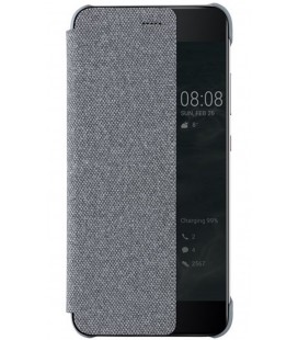 """Originalus šviesiai pilkas dėklas Huawei P10 telefonui """"Smart View Cover"""""""