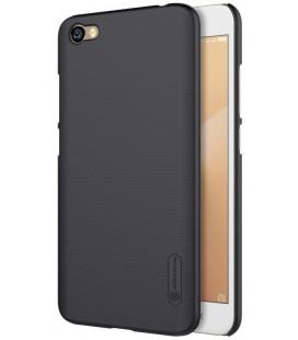 """Juodas plastikinis dėklas Xiaomi Redmi Note 5A telefonui """"Nillkin Frosted Shield"""""""