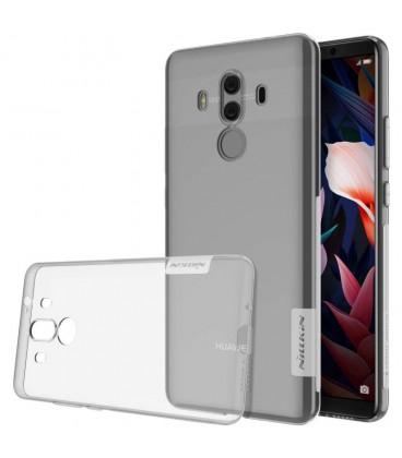 """Skaidrus silikoninis dėklas Huawei Mate 10 Pro telefonui """"Nillkin Nature"""""""