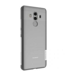 """Raudonas - geltonas dėklas Huawei P8/P9 Lite 2017 telefonui """"TPU Termo"""""""