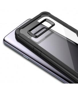"""Auksinės spalvos atverčiamas dėklas Samsung Galaxy S6 Edge telefonui """"Telone Book Pocket"""""""
