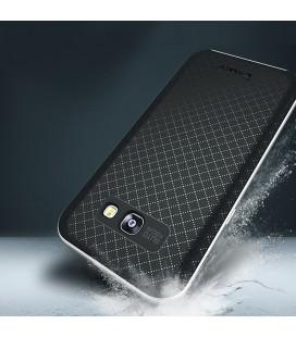 """Apsauginis grūdintas stiklas (0,3mm 9H) Samsung Galaxy A3 2017 telefonui """"Pudini"""""""