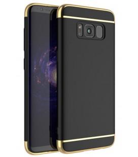 """Juodas dėklas Samsung Galaxy S8 telefonui """"iPaky 3in1"""""""
