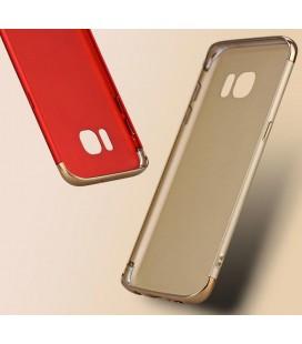 """Odinis raudonas atverčiamas dėklas Samsung Galaxy Note 8 telefonui """"Nillkin Qin"""""""