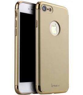 """Auksinės spalvos dėklas Apple iPhone 7/8 telefonui """"iPaky 3in1"""""""