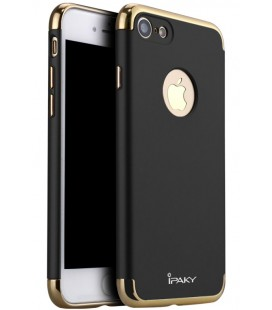 "Juodas dėklas Apple iPhone 7/8 telefonui ""iPaky 3in1"""