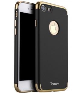 """Juodas dėklas Apple iPhone 7/8 telefonui """"iPaky 3in1"""""""