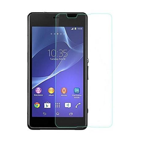Apsauginis grūdintas stiklas Sony Xperia E4 telefonui