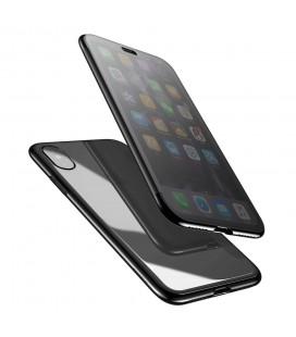 """Apsauginis NANO stiklas (9H 0,18mm) Nokia 6 telefonui """"Nano Glass GT Premium"""""""