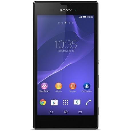 """Apsauginė ekrano plėvelė - grūdintas stiklas """"Tempered Glass"""" Sony Xperia T3 telefonui."""