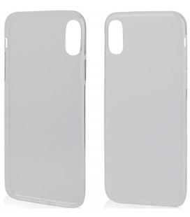 """Skaidrus silikoninis dėklas Apple iPhone X telefonui """"Clear"""""""