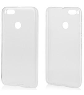 """Skaidrus silikoninis dėklas Xiaomi Mi5X (Mi 5X, Mi A1) telefonui """"Clear"""""""