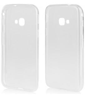 """Skaidrus silikoninis dėklas Samsung Galaxy Xcover 4 telefonui """"Clear"""""""