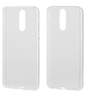 """Skaidrus silikoninis dėklas Huawei Mate 10 Lite telefonui """"Clear"""""""