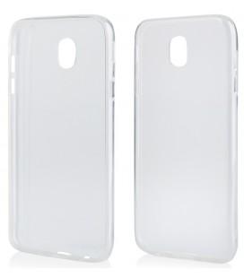 """Skaidrus silikoninis dėklas Samsung Galaxy J7 2017 telefonui """"Clear"""""""