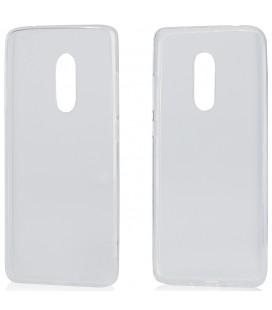 """Skaidrus silikoninis dėklas Xiaomi Note 4 telefonui """"Clear"""""""
