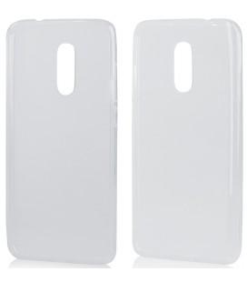 """Skaidrus silikoninis dėklas Xiaomi Note 4X telefonui """"Clear"""""""