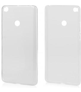 """Skaidrus silikoninis dėklas Xiaomi Mi Max 2 telefonui """"Clear"""""""