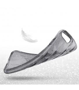 """Juodos spalvos apsauginis """"Mocolo"""" Apple iPhone 7 Plus / 8 Plus grūdintas stiklas"""