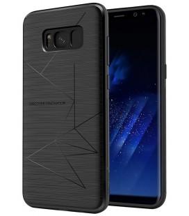 """Juodas dėklas Samsung Galaxy S8 telefonui """"Nillkin Magic"""""""
