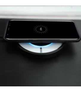 """Juodas apsauginis grūdintas stiklas LG G5 telefonui """"Mocolo"""""""