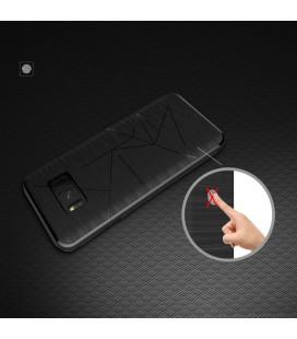 """Juodos spalvos apsauginis """"Mocolo"""" Apple iPhone 7/8  grūdintas stiklas"""