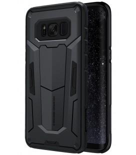 """Juodas dėklas Samsung Galaxy S8 telefonui """"Nillkin Defender 2"""""""