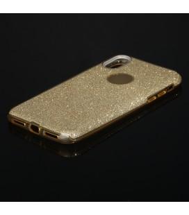 """Juodos spalvos atverčiamas """"Elegance"""" dėklas Apple iPhone 5/5s/SE telefonui"""