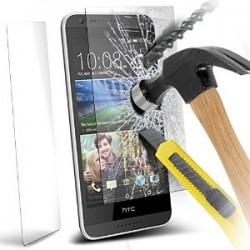 """Apsauginė ekrano plėvelė - grūdintas stiklas """"Tempered Glass"""" HTC Desire 620 telefonui."""