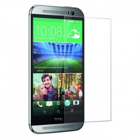 """Apsauginė ekrano plėvelė - grūdintas stiklas """"Tempered Glass"""" HTC Desire 820 telefonui."""