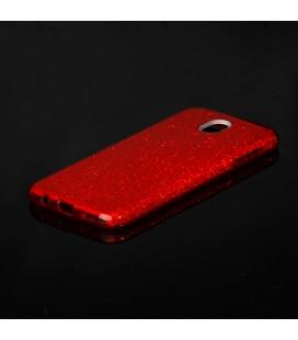 """Juodos spalvos atverčiamas """"Elegance"""" Samsung Galaxy S8 G95 dėklas"""