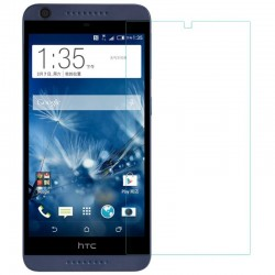 """Apsauginė ekrano plėvelė - grūdintas stiklas """"Tempered Glass"""" HTC Desire 626 telefonui."""