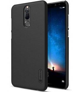 """Juodas plastikinis dėklas Huawei Mate 10 Lite telefonui """"Nillkin Frosted Shield"""""""