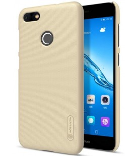 """Auksinės spalvos plastikinis dėklas Huawei P9 Lite Mini telefonui """"Nillkin Frosted Shield"""""""