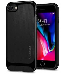 "Juodas dėklas Apple iPhone 7/8 telefonui ""Spigen Neo Hybrid"""