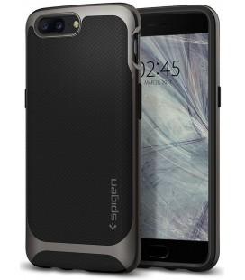 """Pilkas dėklas OnePlus 5 telefonui """"Spigen Neo Hybrid"""""""