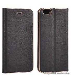 """Juodos spalvos matinis """"Spigen Tough Armor"""" Apple iPhone X 10 dėklas"""