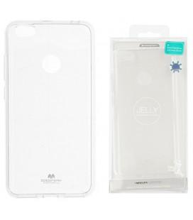 "Skaidrus silikoninis dėklas Xiaomi Redmi Note 5A telefonui ""Mercury Goospery Pearl Jelly Case"""